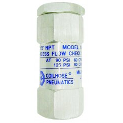 "Coilhose Pneumatics - SV803 - 3/8""fpt Safety Excess Flow Check Valve"