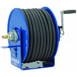 Coxreels / Coxwells - 112WCL-6-10 - Compact Hand Crank Welding Cable Reel