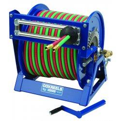 Coxreels / Coxwells - 1275WL-3-250-C - Dual Hose Hand Crank Welding Reel