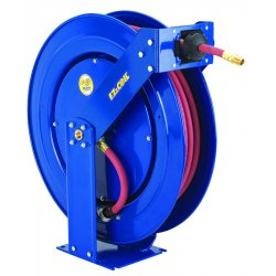 "Coxreels / Coxwells - EZ-TSH-375 - 3/8"", 75 ft. Spring Return Hose Reel, 300 psi Max. Pressure"