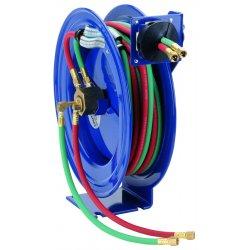 """Coxreels / Coxwells - SHW-N-1100 - 23"""" x 10-7/8"""" x 25-1/4 Gas Welding Hose Reel&#x3b; For Oxy-Acetylene"""