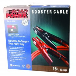 Southwire - 08666 - Booster Cable- 16'500 Amp Insulated