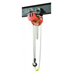 Columbus McKinnon - 4930 - 646 6t Cyclone Geared Trolley Hoist 8' Lift, Ea