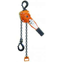 Columbus McKinnon - 5318 - 653 191/2 Ton Lever Hoist 20' Lift, Ea