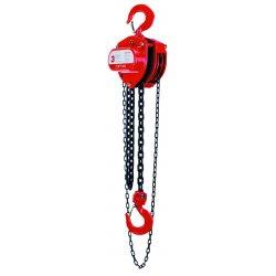 Coffing Hoists - LHH1-1/2B-10 - 08921 1-1/2t 10' Lift Hand Chain Hoist, Ea