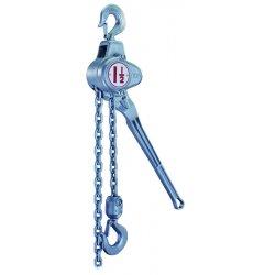 Coffing Hoists - MA-30 - 05408 1-1/2 Ton 5'lift Aluminum Lever Hoist, Ea