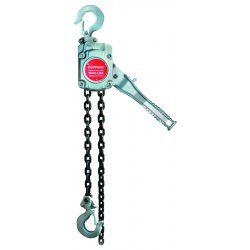 Coffing Hoists - PA-1515 - 08462 3/4t Aluminum Lever Hoist W/15'lift, Ea