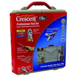 Crescent Tools - CTK170CMP - Dwos 170 Piece Mechanics Toolset Closed Case