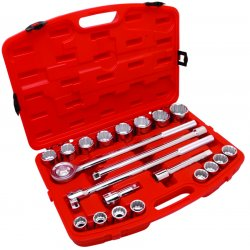 Apex Tool - CTK21SAE - Drive Socket Set 3/4 In Cooper Tools, Ea