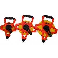 Apex Tool - FE050D - Fbrgls Tpe Hiviz 1/2x50ft Eng, Ea
