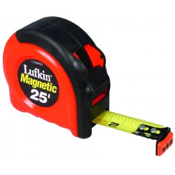 Apex Tool - L725MAG - 25' Magnetic Endhook Tape Measure