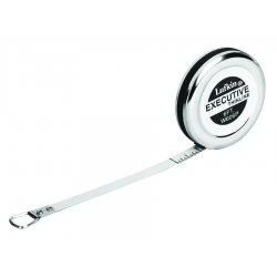 Apex Tool - W606PM - Diameter Tape Metric Cooper Tools Lufkin Executive 6 Ft Chrome, Ea