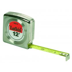 Apex Tool - W9210 - Tape Rule Meazurall 1/2 In Wx10 Ft L Cooper Tools Lufkin, Ea