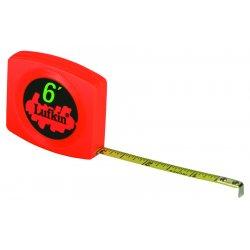 """Apex Tool - Y613ME - 1/4""""x10'/3m Pee Wee Tapemeasure"""