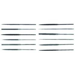 """Apex Tool - 37109 - 4"""" Rhn-0 Flat Needle File"""