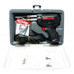 Weller / Cooper Tools - D650PK - Industrial Soldering Gun Kit, 300W/200W, 120V Input