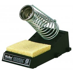 Weller / Cooper Tools - PH60 - Weller PH60 Soldering Tool Stand with Base Sponge & Receptacle