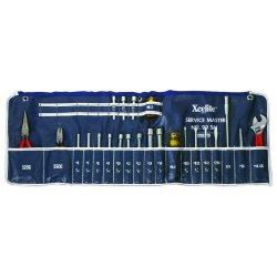 Apex Tool - 99SM - Tool Set Roll Kit Technicians 23pc Xcelite Cooper Tools