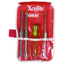 Apex Tool - CK3 - Reversible Blade Screwdriver Kit #48387