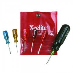 Apex Tool - M60 - Screwdriver Set Miniature Series 99 6pc Xcelite Cooper Tools