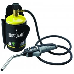 BernzOmatic - BZ8250HT - BZ8250HT Torch Kit, MAP-Pro Fuel, Instant On/Off Ignitor
