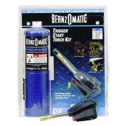 BernzOmatic - TS1500KC - Trigger Start Propane Torch Kit, Kit
