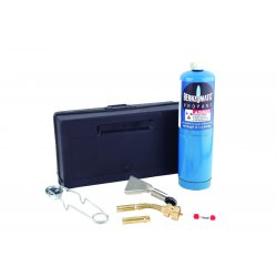 BernzOmatic - UL125 - UL125 Torch Kit, Propane Fuel, Sparker Ignitor