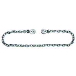 "Campbell - 0223025 - 3/8"" X 25' Binder Chains- High Test Clevis Grab"