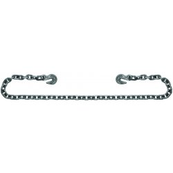 "Apex Tool - 0226615 - 5/16"" X 20' Binder Chain- High Test Clevis Grab"