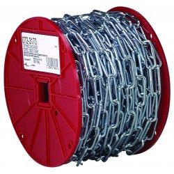 Campbell - 0332024 - 2/0 Blu-krome Str.link Coil Chain