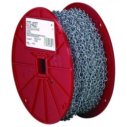 Campbell - 0721727 - #12 Bk Single Steel Jackchain