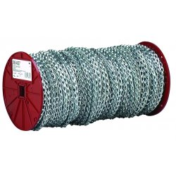 Campbell - 0890844 - 8 Copper Pltd Steel Sashchain