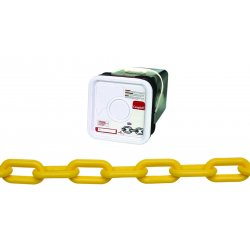 Apex Tool - 0990836 - #8 Plastic Chain/yellowin Square P