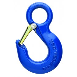 Apex Tool - 3914205IL - #22-3/4t Eye Hoist Hookw/latch