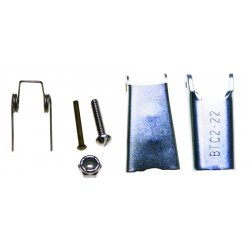 Campbell - 3991401 - 17708 2-22 Universal Latch Kit