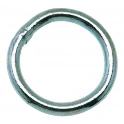 "Apex Tool - 6052814 - 1/2"" X 2-1/2""/bright Welded Ring"