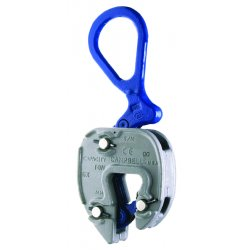 "Campbell - 6423015 - 17758 5ton Gx Clamp 1/2""-2"" W/cam Wear"