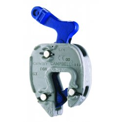 Apex Tool - 6423905 - 1t Gx Clamp W/chain Protector 1/16-3/4 Gr