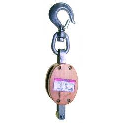 "Apex Tool - 7205636 - 3001 Single- 6"" Regularwood Shell Block- Loos"