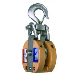 "Campbell - 7267186 - 3072 Wood- Galvanized 3000# 6"" Safety Lock"