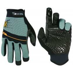 CLC (Custom Leather Craft) - 135M - Flex Grip High Dexteritywork Gloves-m