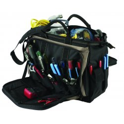 CLC (Custom Leather Craft) - 1539 - 18 In. Multi-Compartment Tool Carrier