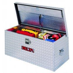 "Jobox - 808000 - Delta Treadplate Aluminum 36"" Chest"