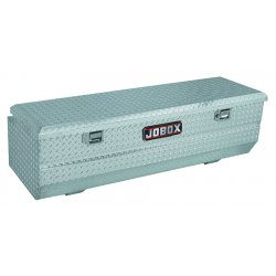 Jobox - 896260 - Aluminum Fullsize Chest59-5/16x17-5/16x20-5/8""
