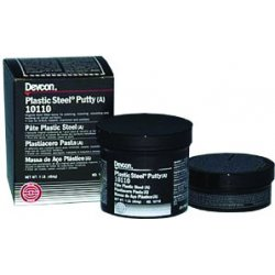 Devcon - 10110 - 1-lb Plastic Steel Putty(a)- 5300n-