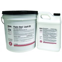 Devcon - 10230 - 25lb Plastic Steel Liquid