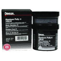 Devcon - 10610 - 1-lb Aluminum Putty Fhard-5300n