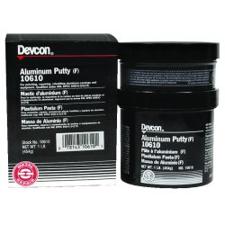 Devcon - 10620 - 3-lbs Aluminum Putty F