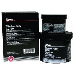 Devcon - 10770 - 2lb Titanium Putty Compound, Ea
