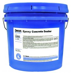 Devcon - 12560 - 25lb Epoxy Sealer 100 Seal Protects Fl, Ea